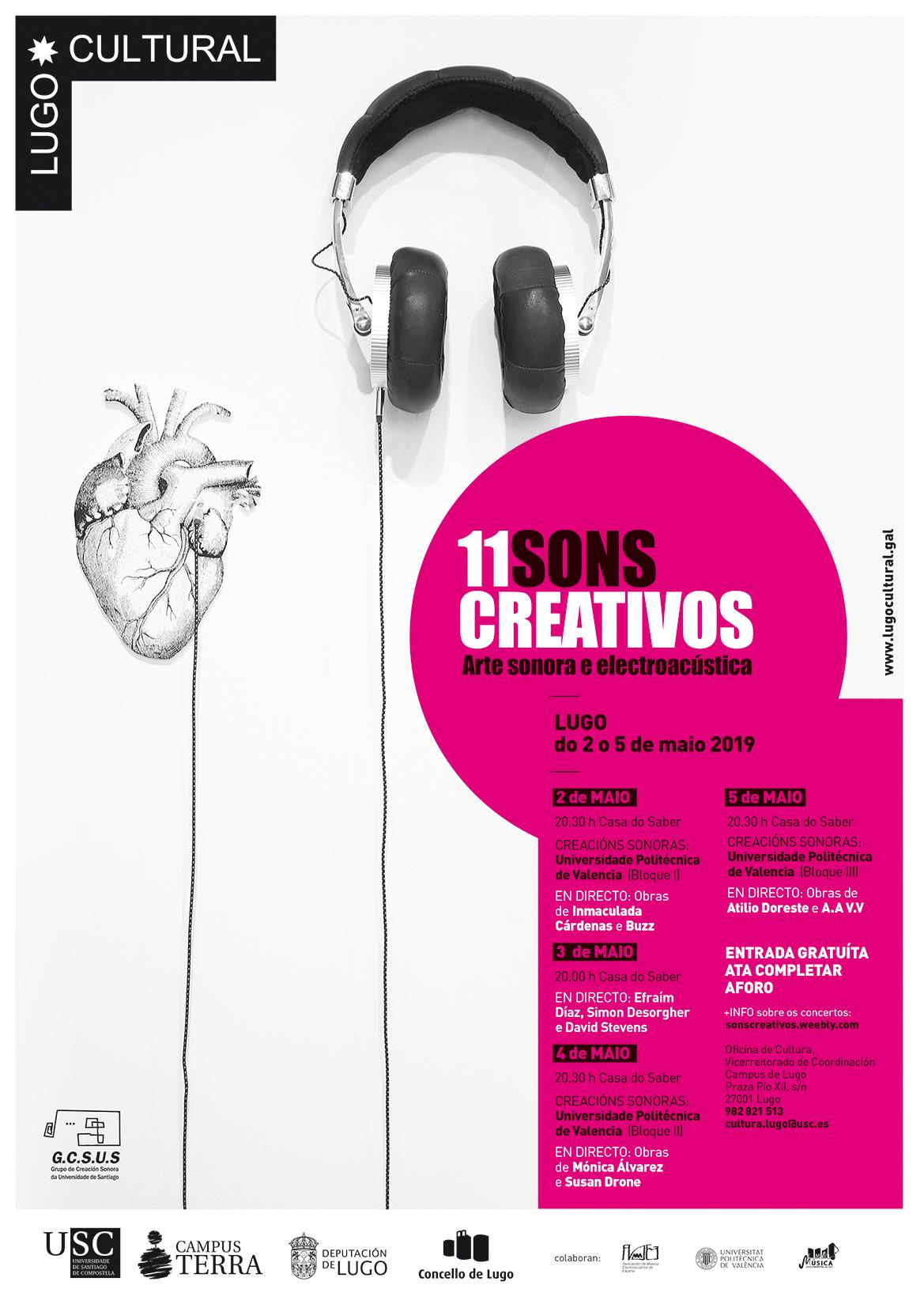 Sons Creativos 2019
