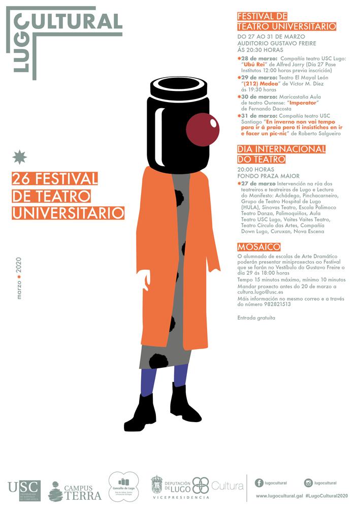 26 Festival de Teatro Universitario